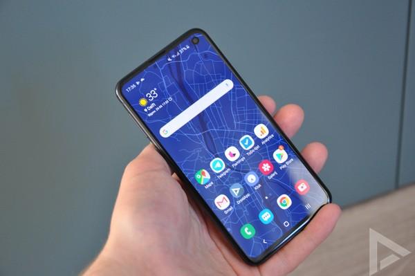 Samsung Galaxy S10e ervaringen