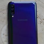 Samsung Galaxy A50 ontvangt als eerste toestel beveiligingsupdate oktober