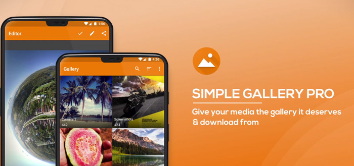 Simple Gallery Pro en 5 andere toffe apps vandaag gratis in Play Store