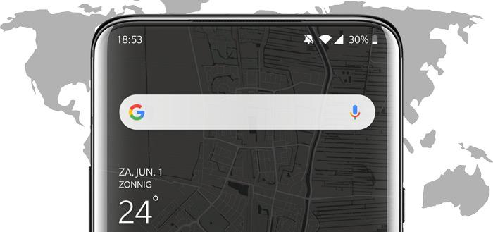 Sphaera Map Wallpaper: je favoriete stad of dorp als toffe achtergrond