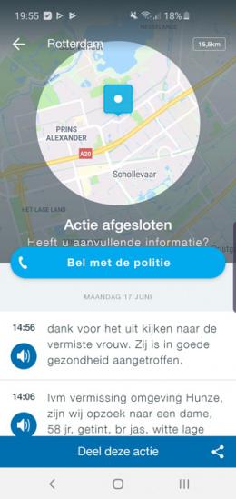 burgernet app