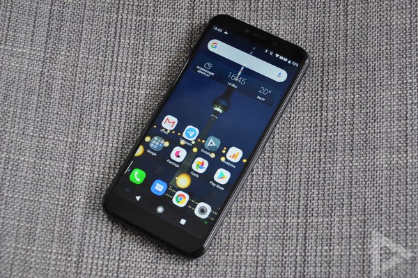 Alcatel 1S review