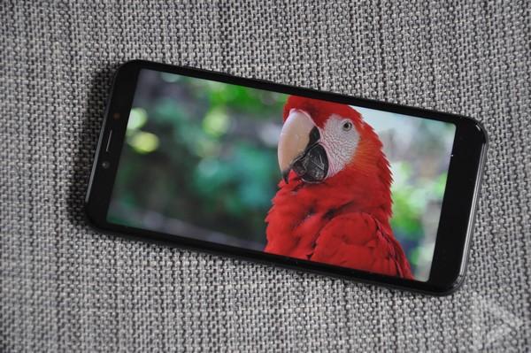 Alcatel 1S beeldscherm