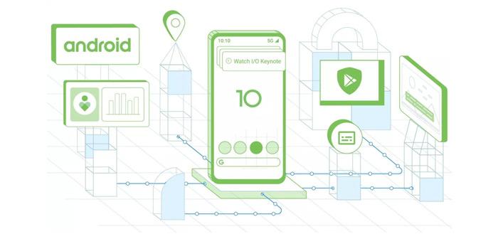 Android 10 Q Beta 5 verschenen: dit is er nieuw
