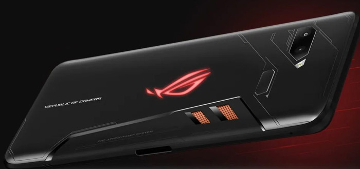 Asus komt met nieuwe game-phone: Asus ROG Phone II