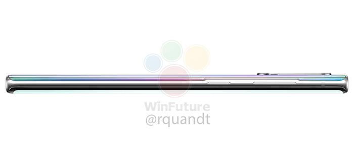 Betrouwbare bron deelt officiële persfoto's van Galaxy Note 10 en Note 10+