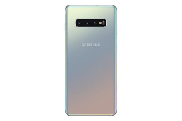 Galaxy S10 Prism Silver
