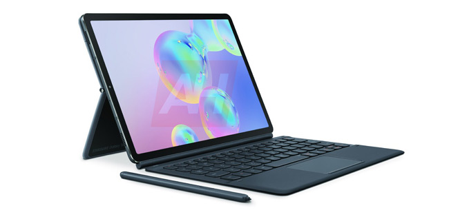 Galaxy Tab S6 keyboard
