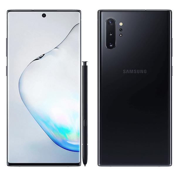 Samsung Galaxy Note 10 Plus zwart