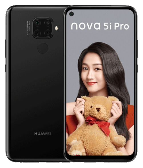 Huawei Nova 5i Pro zwart