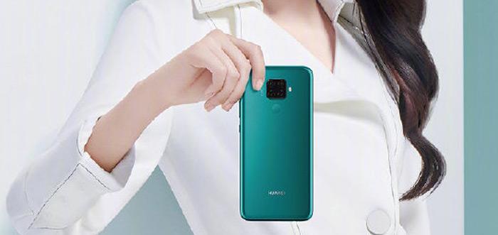 Huawei presenteert Nova 5i Pro; de Mate 30 Lite voor ons