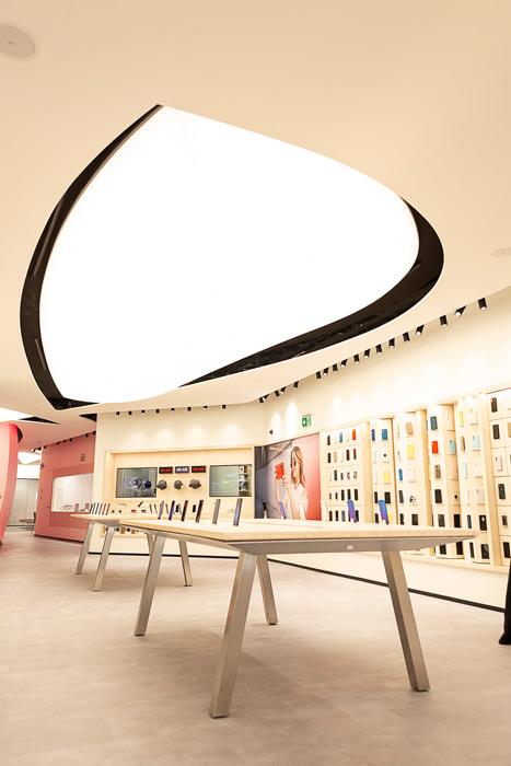 Huawei Space winkel