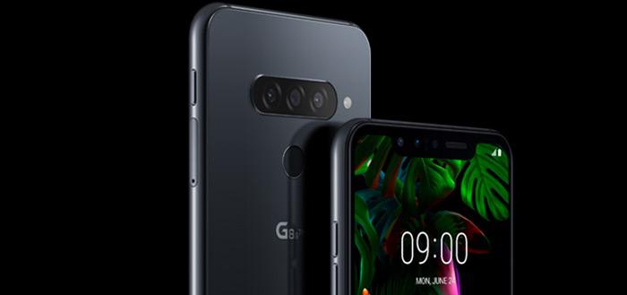 LG G8s in Nederland: high-end smartphone voor 499 euro