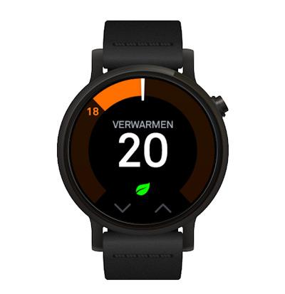 Nest smartwatch