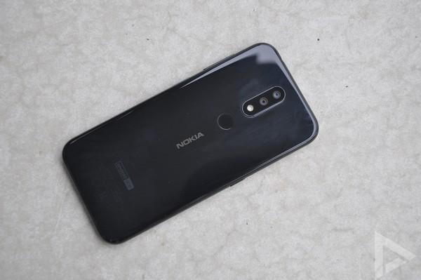 Nokia 4.2 achterkant