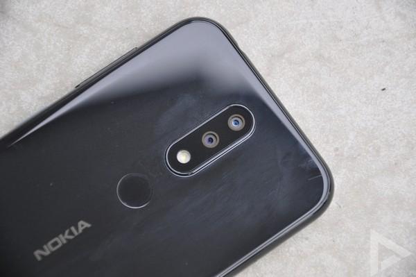 Nokia 4.2 dual-camera