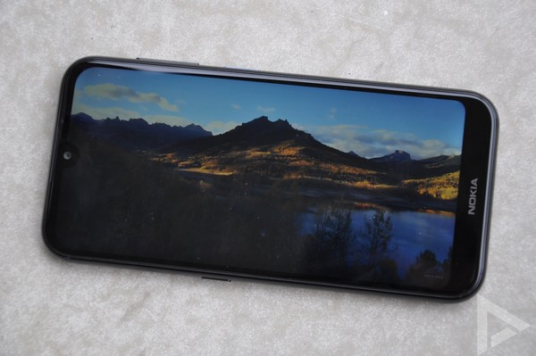 Nokia 4.2 display