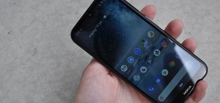 Nokia 6.2, 4.2 en 7.2 ontvangen beveiligingsupdate januari 2020