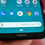 Nokia 'Daredevil' uitgelekt in live foto's met triple-cam en druppel-notch