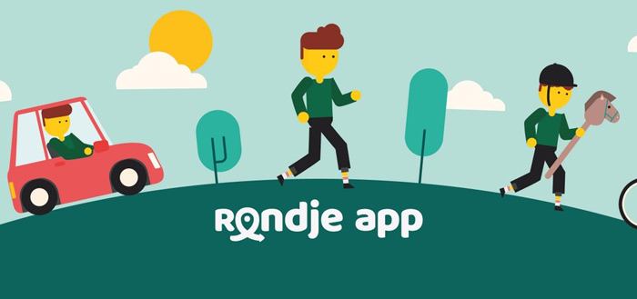 Rondje app: een toffe GPS-tracker met uitgebreide mogelijkheden