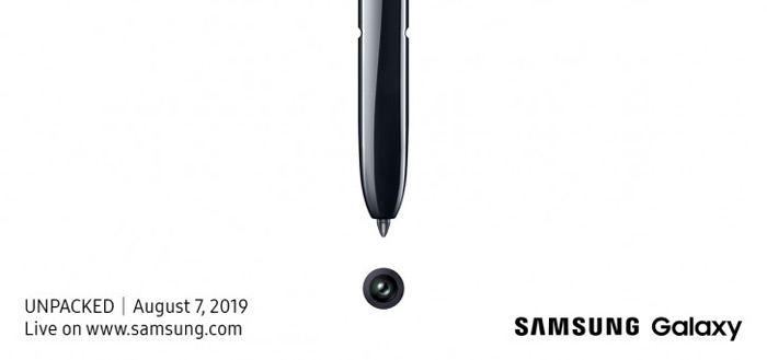 Alle specificaties van Samsung Galaxy Note 10 en Note 10+ uitgelekt