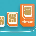 Simyo introduceert nieuwe prepaid-pakketten: met gratis tegoed
