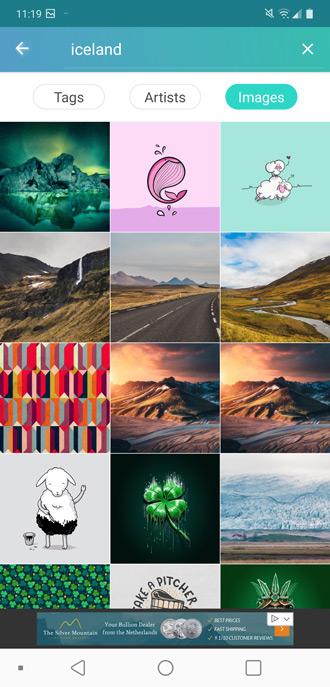 Walli Een Uitgebreide Wallpaper App Waarmee Je Alle Kanten
