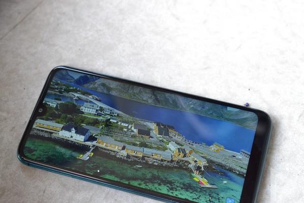 Wiko View 3 beeldscherm