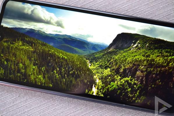 Wiko View 3 Pro scherm