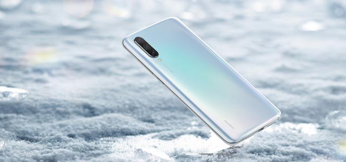 Xiaomi Mi CC9 Pro met vijf camera's aan achterkant aangekondigd