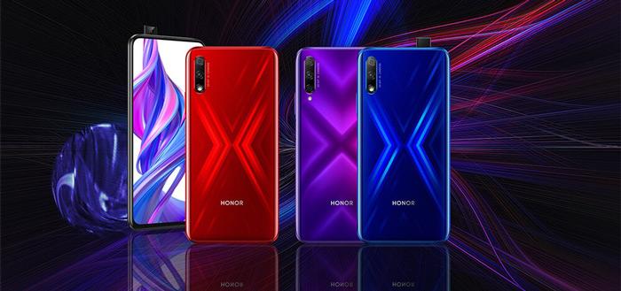 Honor presenteert nieuwe Honor 9X en 9X Pro: komt ook naar Europa