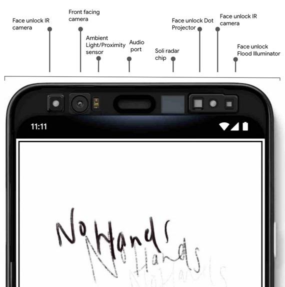 sensoren pixel 4