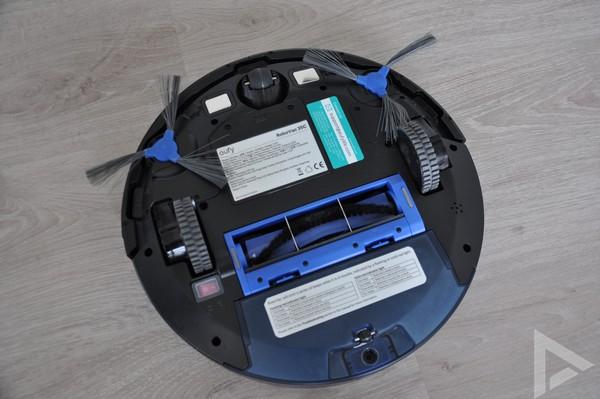 Eufy RoboVac 35C onderkant