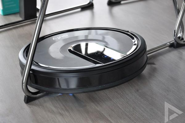 Eufy RoboVac 35C test
