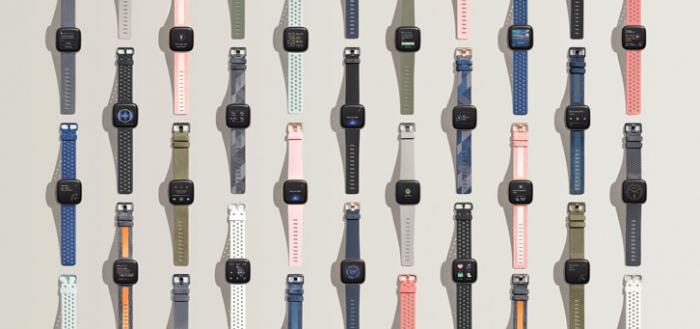 Fitbit Versa 2 smartwatch aangekondigd: pre-order gestart