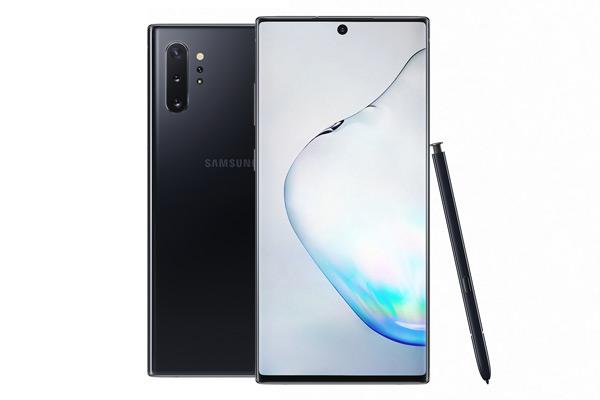 Samsung Galaxy Note 10 Plus Aura Black