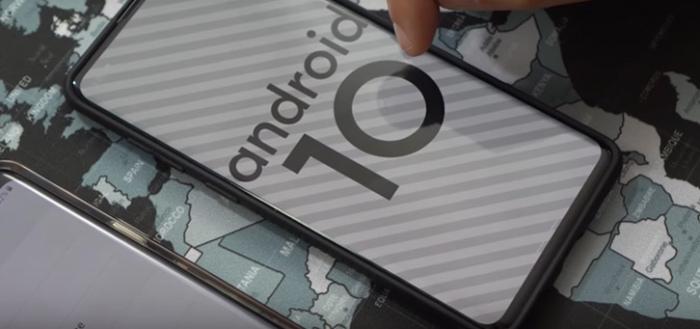 Samsung start spoedig met beta-programma Android 10 met One UI 2 voor Galaxy S10-serie