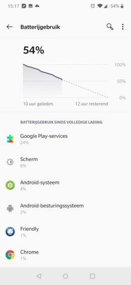 Google Play Services battery drain