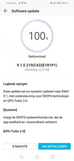 Honor 8X EMUI 9.1