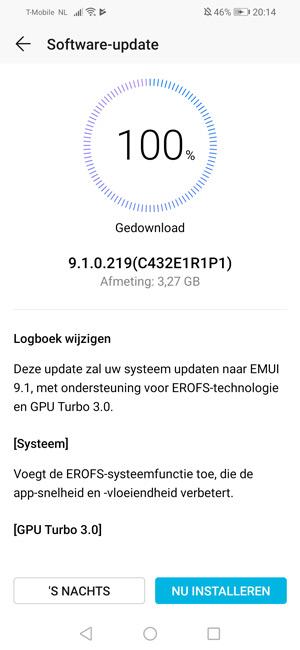 Honor 8X ontvangt grote EMUI 9 1 update vol nieuws