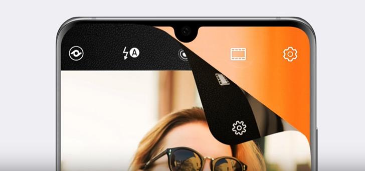 EMUI 10: video laat nieuwe camera-app zien voor Huawei