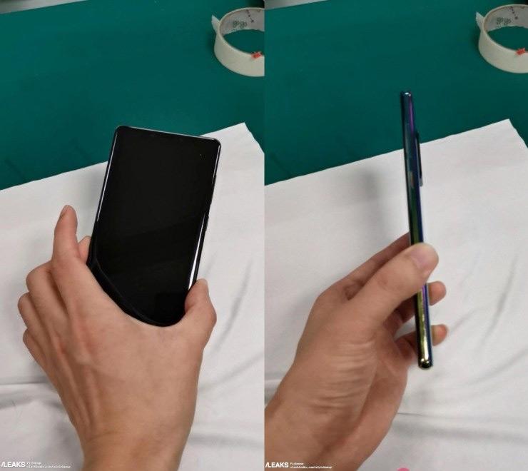 Huawei Mate 30 live