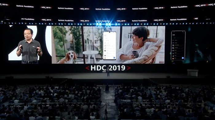 Huawei conference emui 10