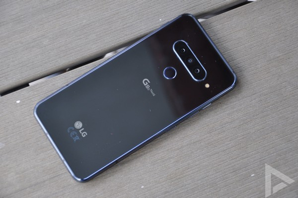 LG G8s design