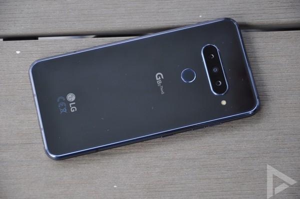 LG G8s beoordeling
