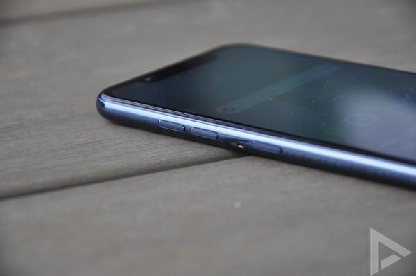 LG G8s Volume