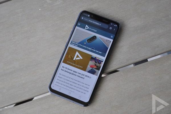 LG G8s internet