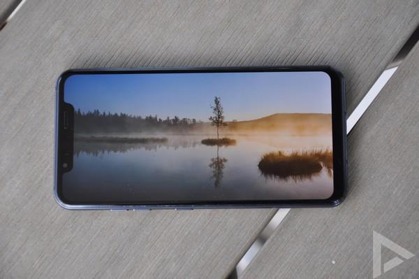 LG G8s video