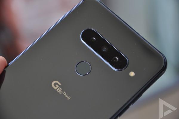 LG G8s camera