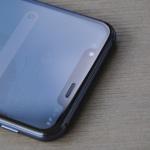 LG G8s notch